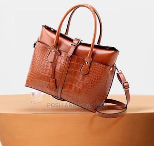 Ladies Crocodile Pattern Bag   Bags for sale in Lagos State, Ikeja