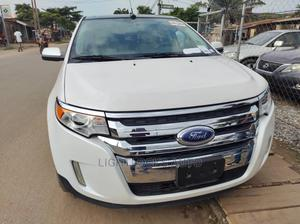Ford Edge 2011 White | Cars for sale in Lagos State, Abule Egba