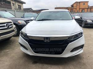 Honda Accord 2018 EX-L 2.0T White | Cars for sale in Lagos State, Agege