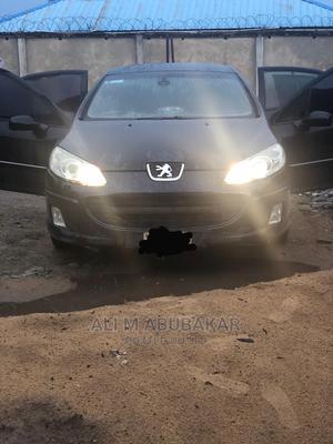 Peugeot 407 2007 3.0 V6 210 Tendance Black   Cars for sale in Kaduna State, Kaduna / Kaduna State