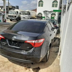 Toyota Corolla 2016 Black | Cars for sale in Lagos State, Alimosho