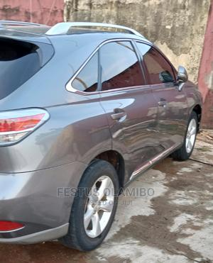 Lexus RX 2013 Gray   Cars for sale in Lagos State, Yaba