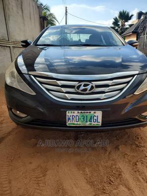 Hyundai Sonata 2012 Black | Cars for sale in Ogun State, Ado-Odo/Ota
