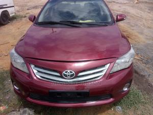 Toyota Corolla 2012 Red | Cars for sale in Rivers State, Oyigbo