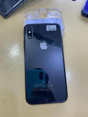 Apple iPhone X 256 GB Black   Mobile Phones for sale in Abuja (FCT) State, Wuse 2