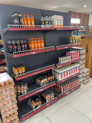 Double Sided Supermarket Shelf Stand | Store Equipment for sale in Lagos State, Lekki