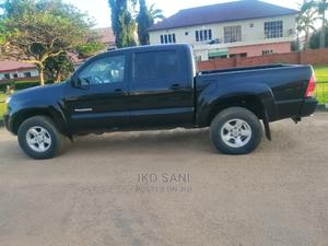 Toyota Tacoma 2008 Black | Cars for sale in Abuja (FCT) State, Katampe