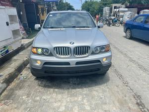 BMW X5 2004 3.0i Sports Activity Green   Cars for sale in Lagos State, Lekki