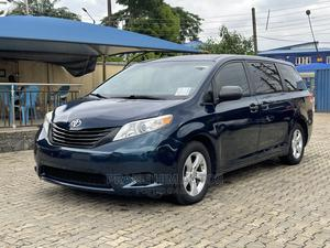 Toyota Sienna 2012 LE 7 Passenger Blue | Cars for sale in Lagos State, Ikeja