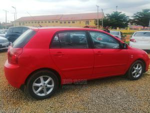 Toyota Corolla 2006 Red | Cars for sale in Abuja (FCT) State, Katampe