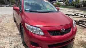 Toyota Corolla 2010 Red | Cars for sale in Lagos State, Lekki