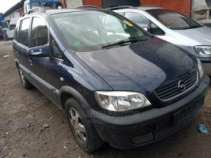 Opel Zafira 2000 Snowtrekker Blue | Cars for sale in Lagos State, Oshodi