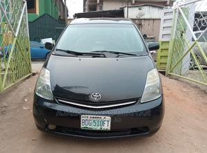 Toyota Prius 2006 Hybrid Sol Black | Cars for sale in Lagos State, Yaba