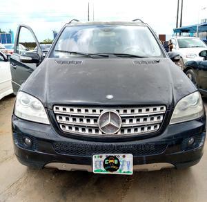 Mercedes-Benz M Class 2007 Black | Cars for sale in Delta State, Warri