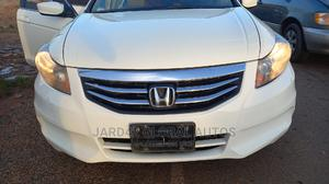 Honda Accord 2012 2.0 Estate White   Cars for sale in Abuja (FCT) State, Lugbe District