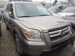 Honda Pilot 2008 Gold | Cars for sale in Lagos State, Ojodu