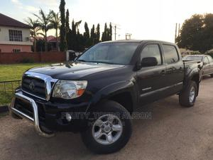 Toyota Tacoma 2008 4x4 Double Cab Black | Cars for sale in Abuja (FCT) State, Katampe