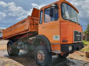 Direct Belgium Man Diesel 19.372 6tyres Tipper | Trucks & Trailers for sale in Ondo State, Akure