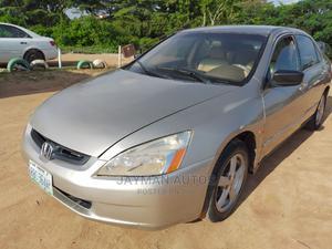 Honda Accord 2004 Sedan EX Gold | Cars for sale in Abuja (FCT) State, Jabi