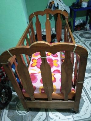 Neatly Used Baby Bed | Children's Furniture for sale in Edo State, Benin City
