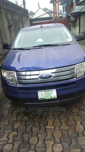 Ford Edge 2008 Blue | Cars for sale in Rivers State, Port-Harcourt