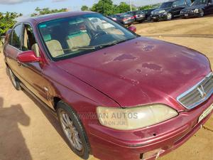Honda Accord 2001 Red   Cars for sale in Abuja (FCT) State, Jabi