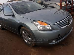 Nissan Altima 2008 2.5 S Gray | Cars for sale in Lagos State, Alimosho