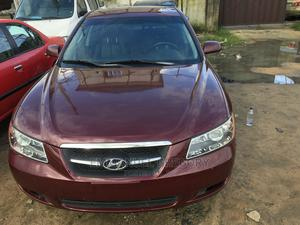 Hyundai Sonata 2007 Red | Cars for sale in Rivers State, Port-Harcourt