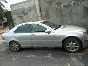 Mercedes-Benz C240 2004 Silver | Cars for sale in Rivers State, Obio-Akpor