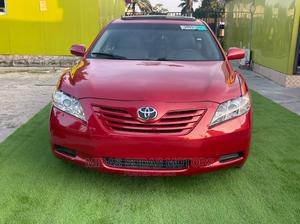 Toyota Camry 2008 Red   Cars for sale in Lagos State, Lekki