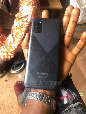 Samsung Galaxy A02S 32 GB Black | Mobile Phones for sale in Osun State, Ife
