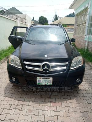 Mercedes-Benz GLK-Class 2010 350 4MATIC Black | Cars for sale in Abuja (FCT) State, Gudu