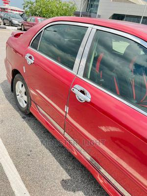 Toyota Corolla 2007 Red   Cars for sale in Imo State, Owerri