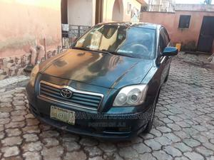 Toyota Avensis 2005 Liftback Green | Cars for sale in Lagos State, Alimosho