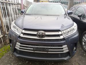 Toyota Highlander 2018 Blue | Cars for sale in Lagos State, Ojodu