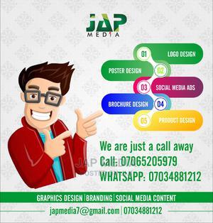Graphics Designer/Social Media Executive | Arts & Entertainment CVs for sale in Lagos State, Ifako-Ijaiye