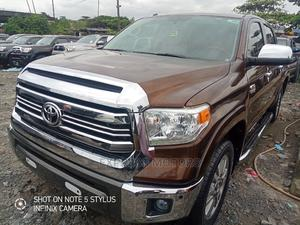 Toyota Tundra 2017 Brown   Cars for sale in Lagos State, Apapa