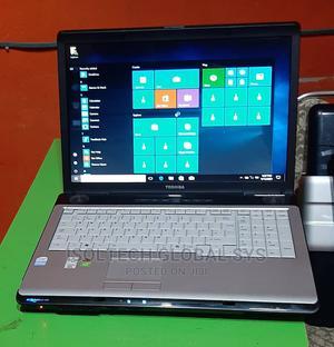 Laptop Toshiba 3GB Intel Core 2 Duo 128GB | Laptops & Computers for sale in Lagos State, Oshodi