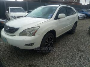 Lexus RX 2007 350 XE 4x4 White | Cars for sale in Lagos State, Ikeja