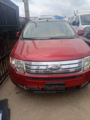 Ford Edge 2008 Red | Cars for sale in Lagos State, Mushin