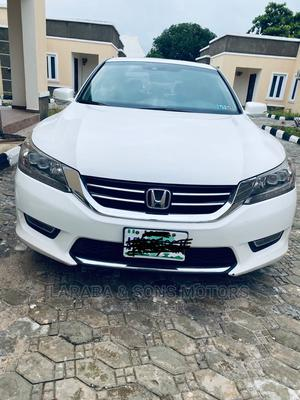 Honda Accord 2014 White | Cars for sale in Niger State, Minna