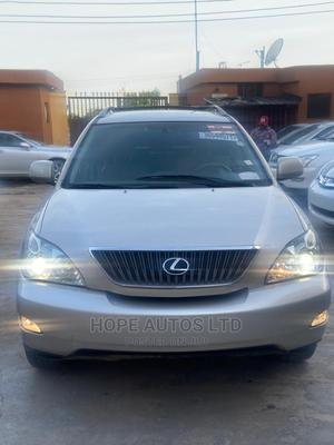 Lexus RX 2004 330 Gold | Cars for sale in Lagos State, Ikeja