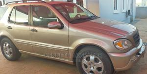 Mercedes-Benz M Class 2003 ML 350 Gold   Cars for sale in Abuja (FCT) State, Gaduwa