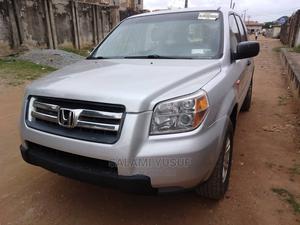 Honda Pilot 2007 Silver | Cars for sale in Lagos State, Ikorodu