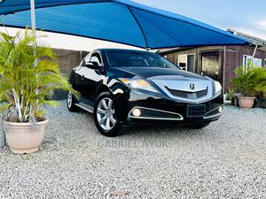 Acura ZDX 2010 Base AWD Black | Cars for sale in Abuja (FCT) State, Jahi