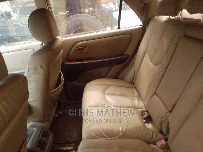 Lexus RX 1999 300 Gold | Cars for sale in Amuwo-Odofin, Lagos State, Nigeria