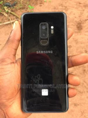 Samsung Galaxy S9 Plus 64 GB Black   Mobile Phones for sale in Ogun State, Ijebu Ode