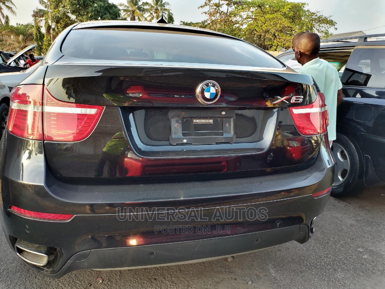 BMW X6 2010 xDrive50i Black | Cars for sale in Apapa, Lagos State, Nigeria