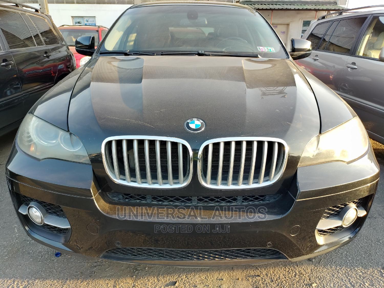 BMW X6 2010 xDrive50i Black