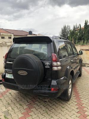 Toyota Land Cruiser Prado 2008 Black | Cars for sale in Abuja (FCT) State, Gaduwa